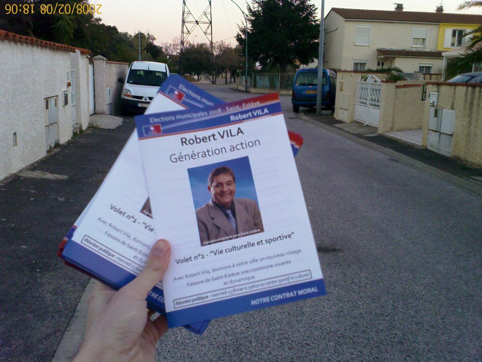 Programme Robert Vila